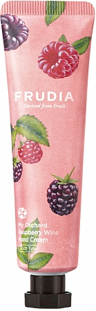 Frudia~Питательный крем для рук c дикой малиной~My Orchard Raspberry Wine Hand Cream